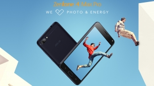 5,000mAhバッテリー搭載エントリーモデル「ZenFone 4 Max/Pro(ZC554KL)」正式発表