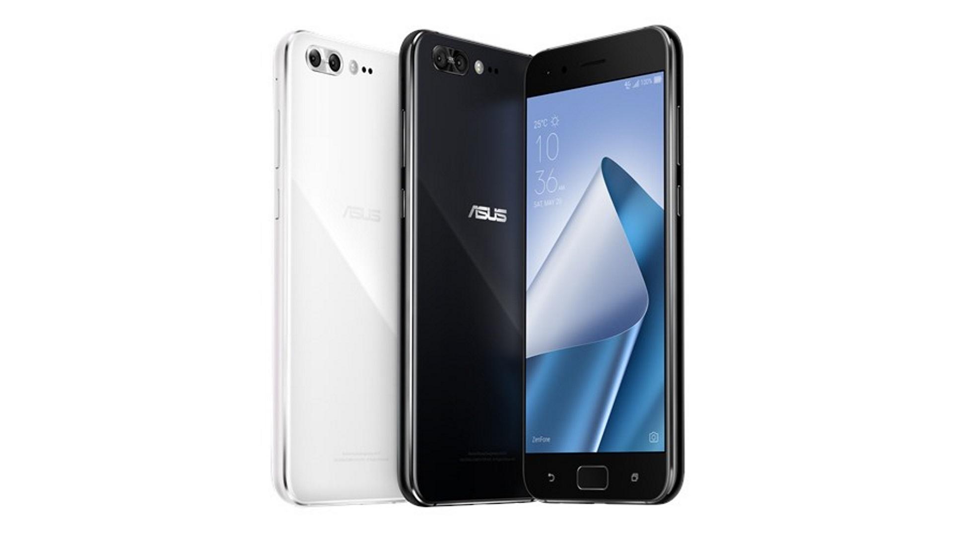「ASUS ZenFone 4 Pro」は10月27日に発売