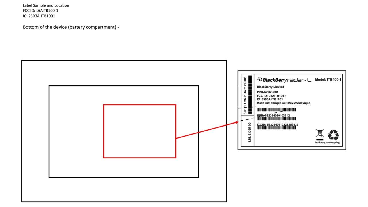 BlackBerry製資産トラッカー「ITB100-1」がFCC認証を取得