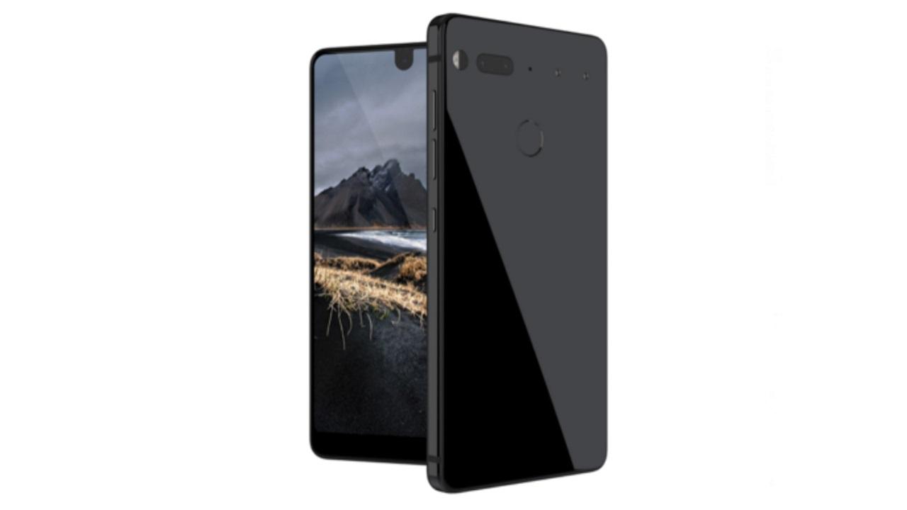 「Essential Phone」$449.99販売が終了、$499.99で販売中
