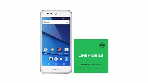 Amazonで「BLU GRAND X LTE」+SIMセットが6,800円に