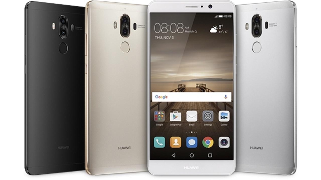 国内版「Huawei Mate 9」のAndroid 8.0先行アップデートテスター募集中、11月16日まで