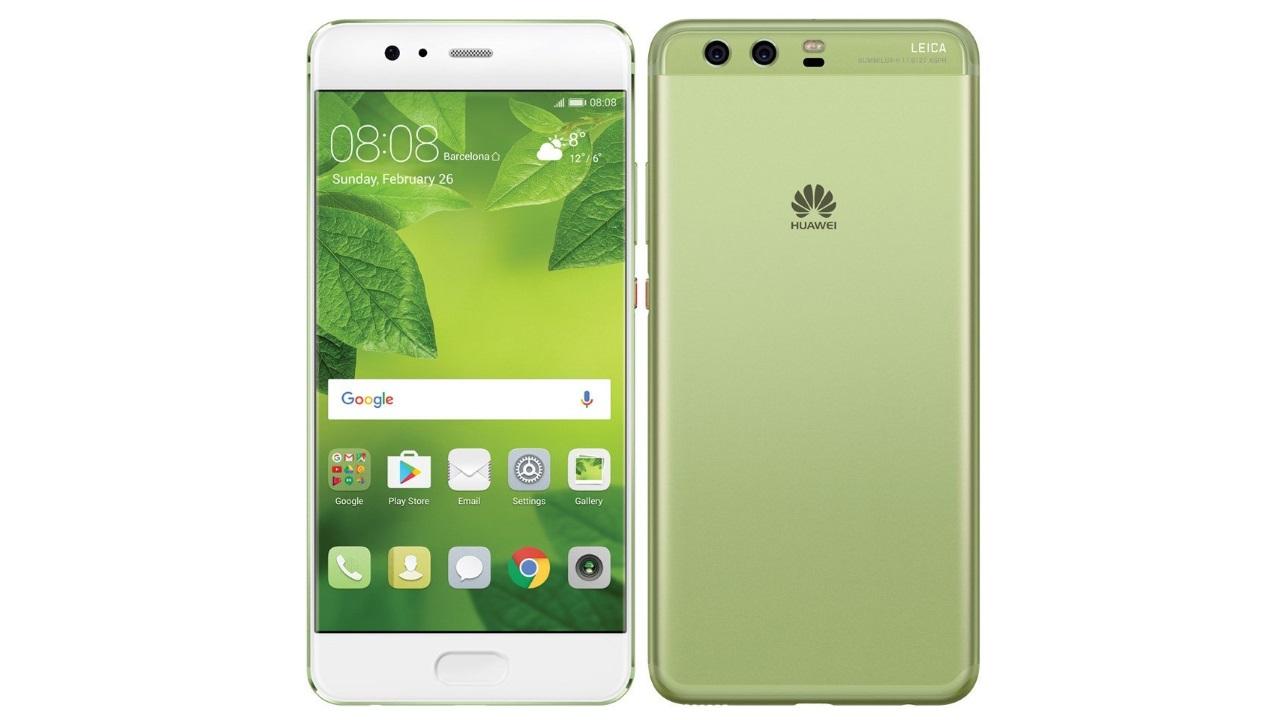 ヤマダウェブコムで国内版「Huawei P10 Plus」グリーナリーが66,744円に