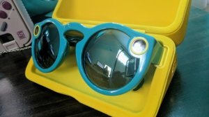 Snapchatの「Spectacles」、どんなことができる?【レポート】