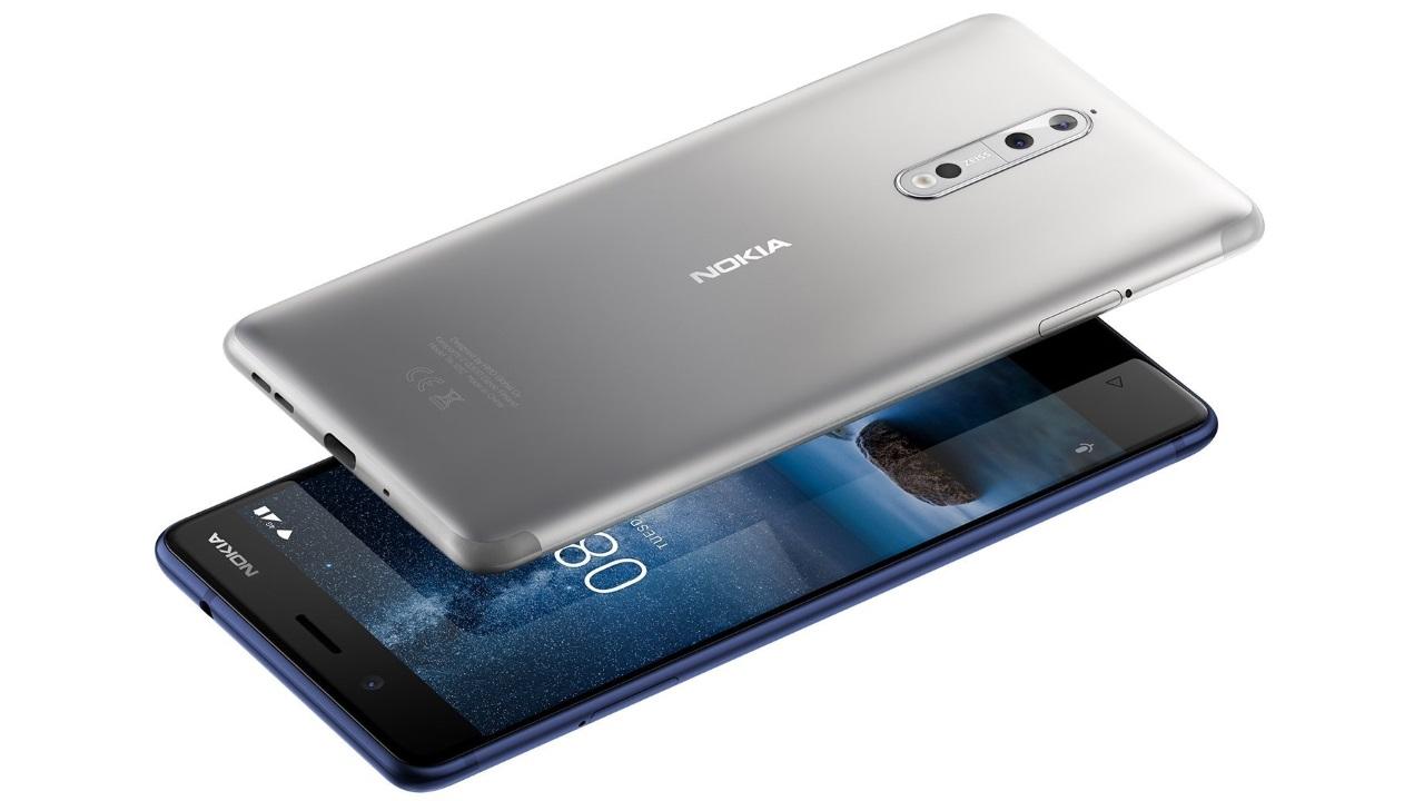 ドイツAmazonから「Nokia 8」の直輸入が可能に!