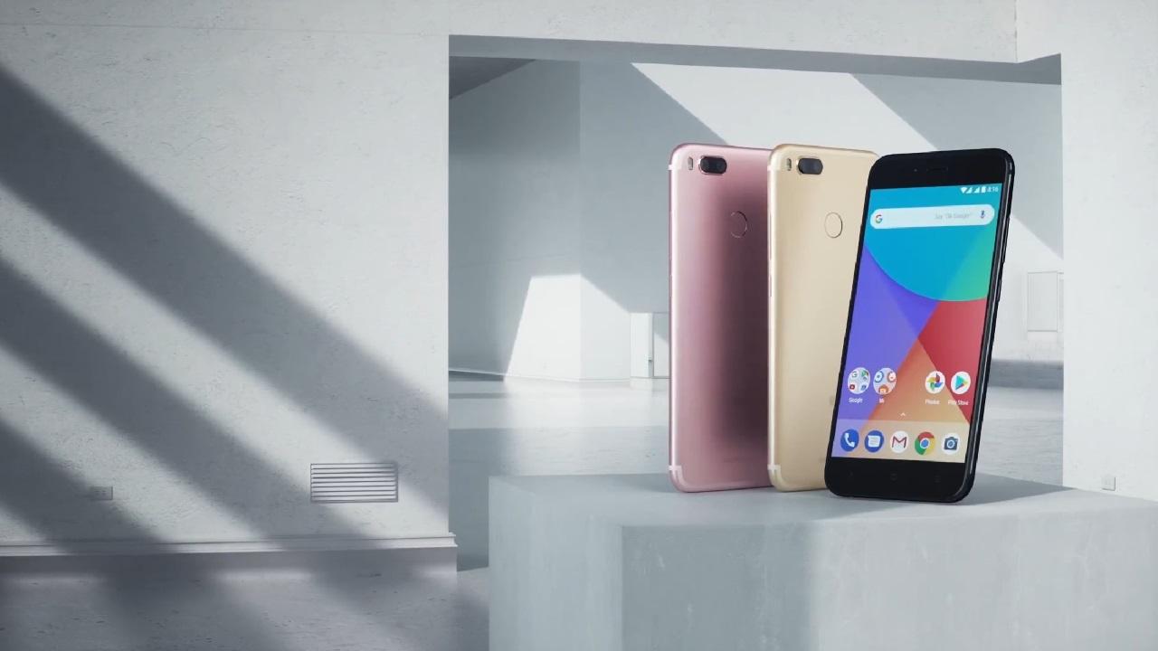 デュアルカメラ搭載Android One「Xiaomi Mi A1」正式発表