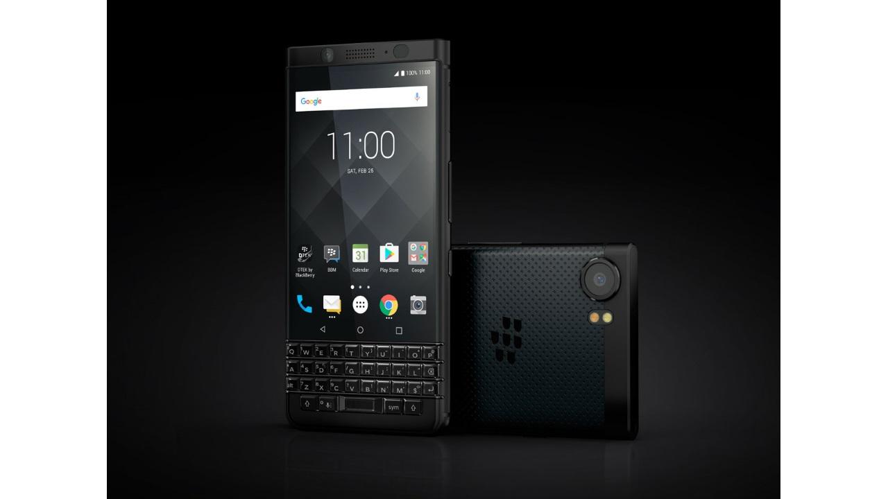 「BlackBerry KEYone BLACK EDITION」の米国展開はなし?