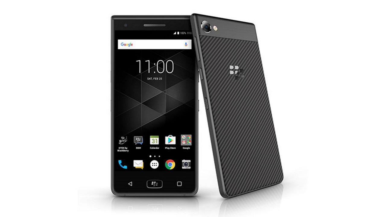 「BlackBerry Motion」の予約が海外で開始、10月末発売予定