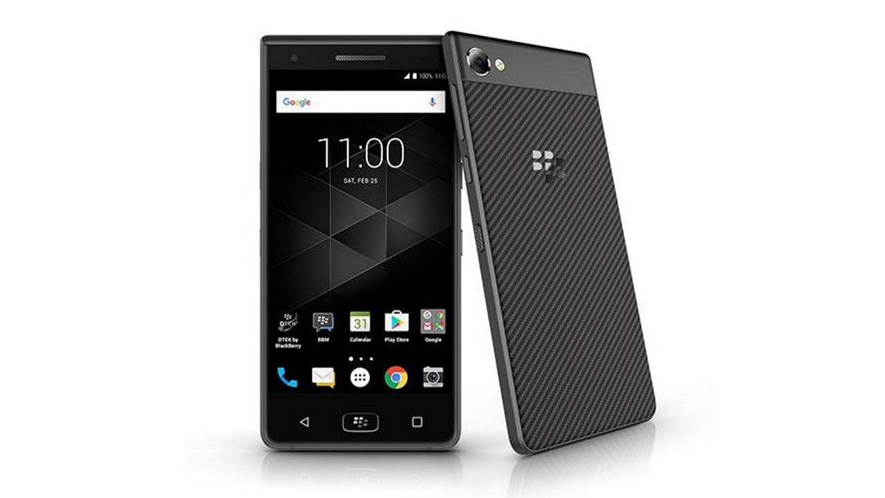 「BlackBerry Motion」の英国発売は11月中旬