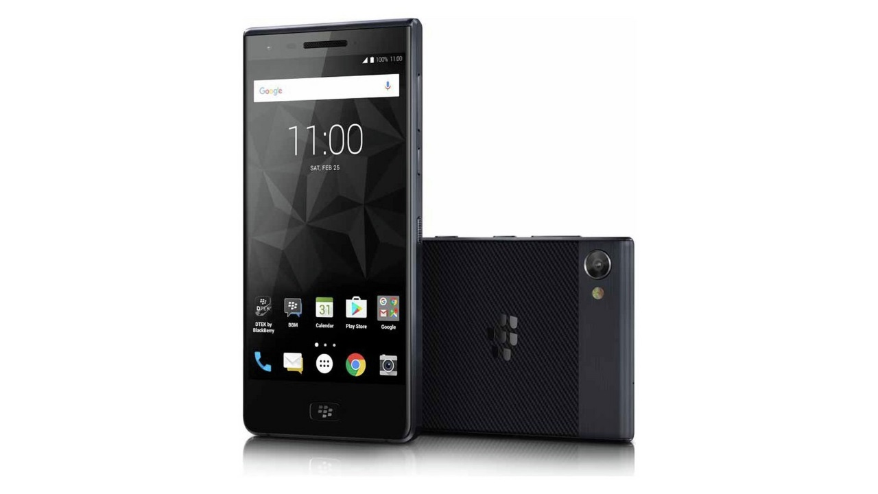 英Unlocked Mobilesに「BlackBerry Motion」が入荷