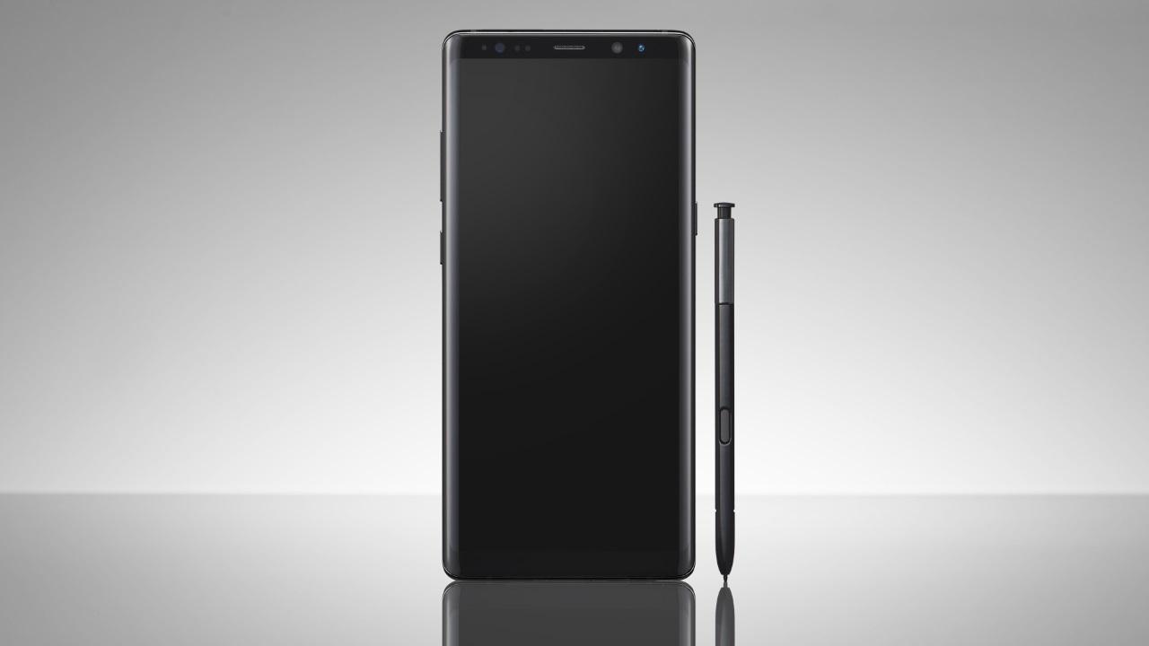 NTTドコモが「Galaxy Note8 SC-01K」を10月26日に発売、本体価格は126,360円