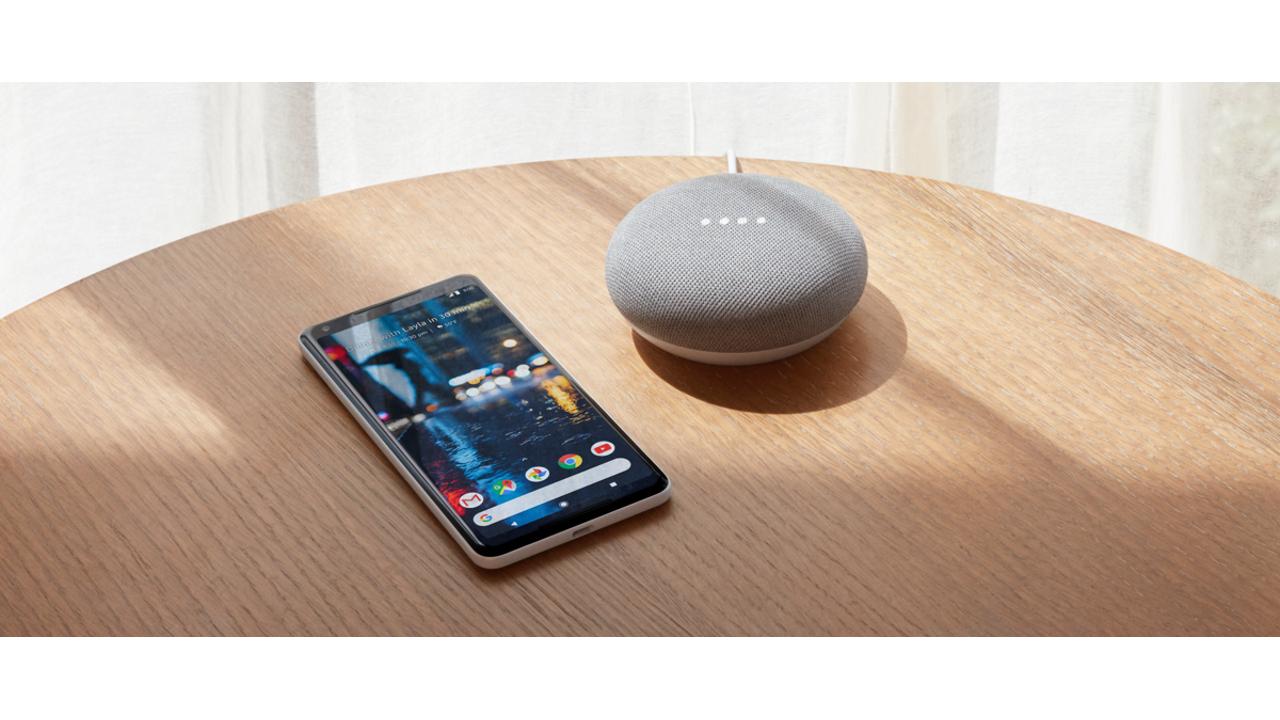 Googleストアでは「Pixel 2/2 XL」予約者に「Google Home Mini」のプロモーションコードが配布される予定