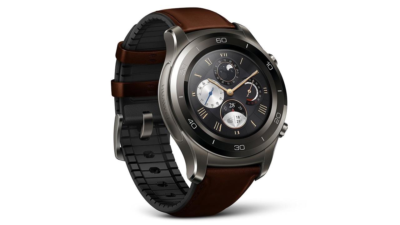 日本未発売「Huawei Watch 2 Classic」が米Amazonで25%引き