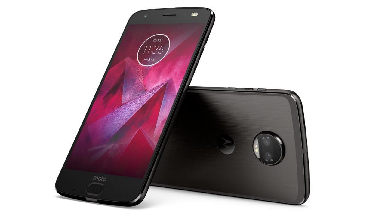 Cloveに「Moto Z2 Force Edition」が来週入荷予定