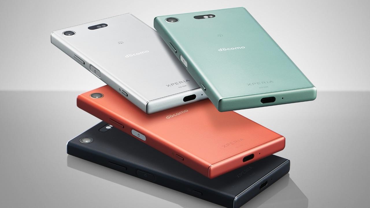 NTTドコモが「Xperia XZ1 Compact SO-02K」を11月中旬に発売、価格は77,760円