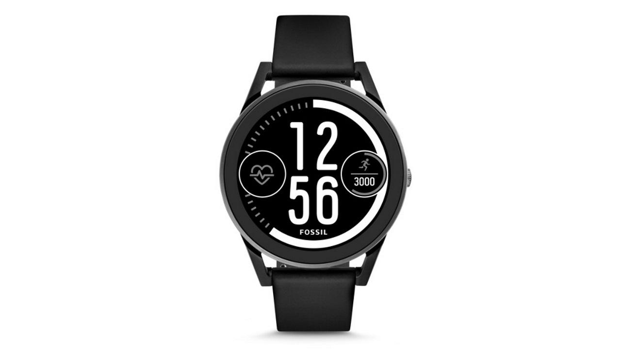 新型Android Wear「Fossil Q Control」が国内でついに発売