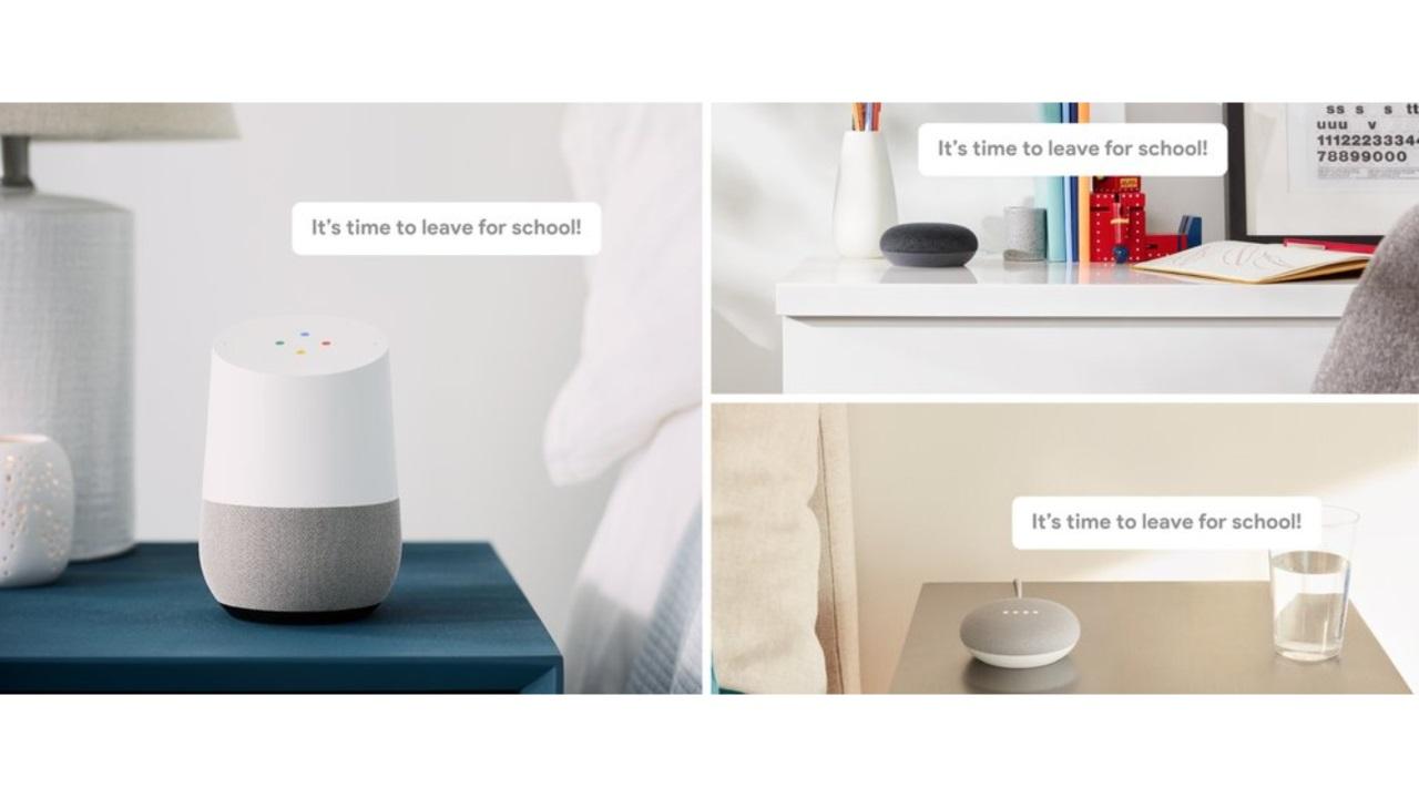 """「Google Home」で""""ご飯よ~""""などのブロードキャスト機能が利用可能に、日本はまだ"""