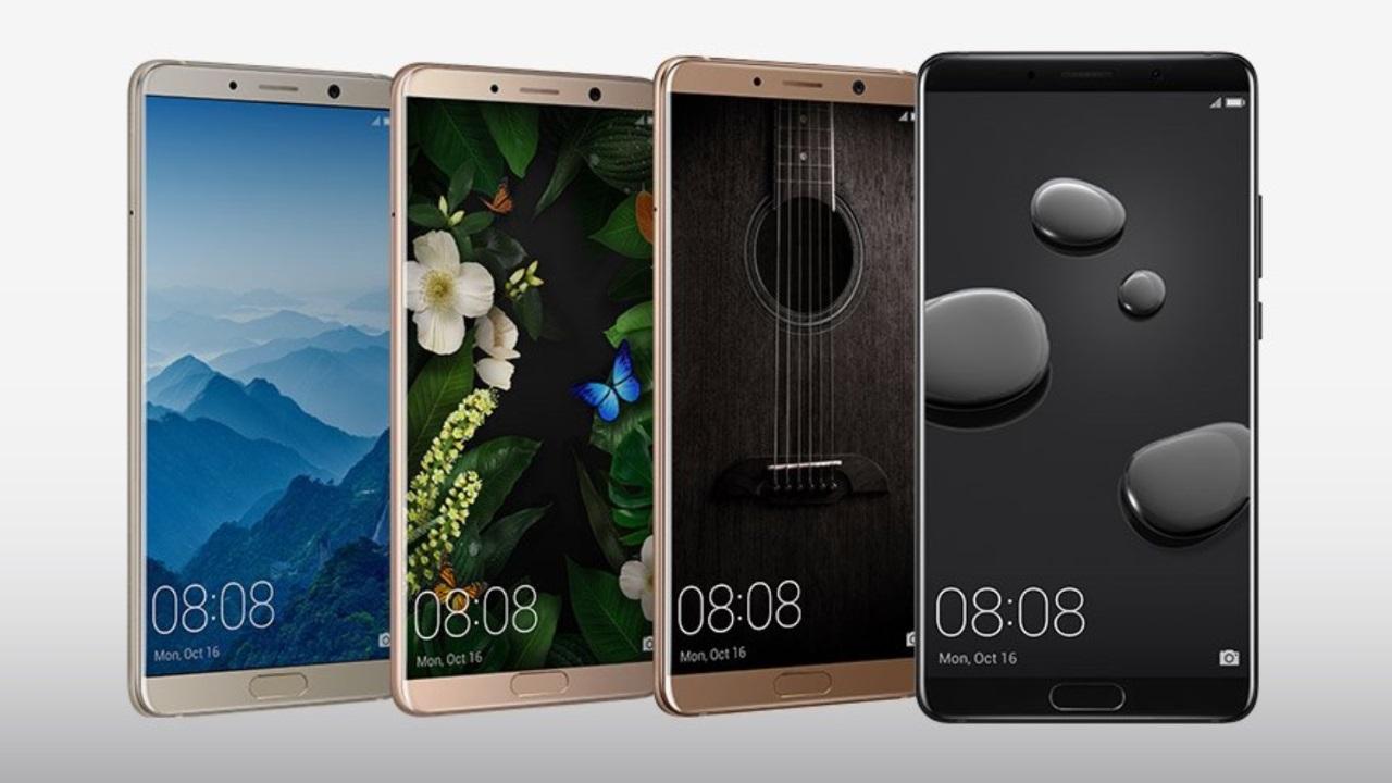 1ShopMobileが国内利用に適した型番の「Huawei Mate 10」を発売
