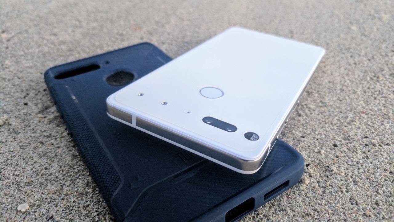 「Essential Phone」唯一のTPUケース「TUDIA TAMM」【レビュー】