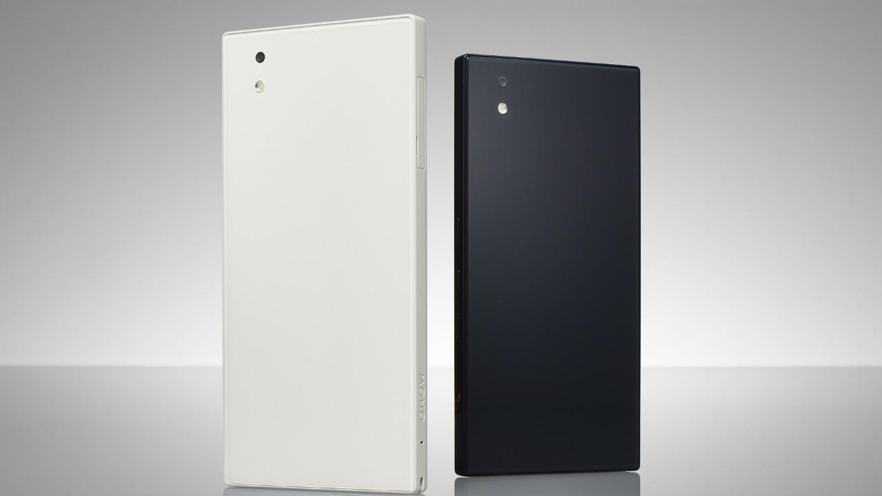 NTTドコモ、docomo with「MONO MO-01K」を11月30日に発売