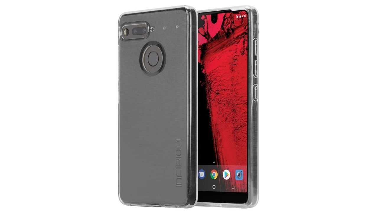 Essential Phone用クリアケース「INCIPIO NGP PURE」が米Amazonから直輸入可能に、ただし入荷未定