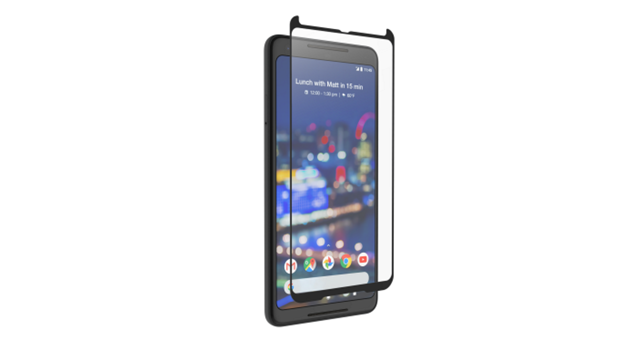 Made for Googleをクリアした「Pixel 2 XL」用ガラスフィルム「InvisibleShield Glass Contour」を手配してみた【レポート】