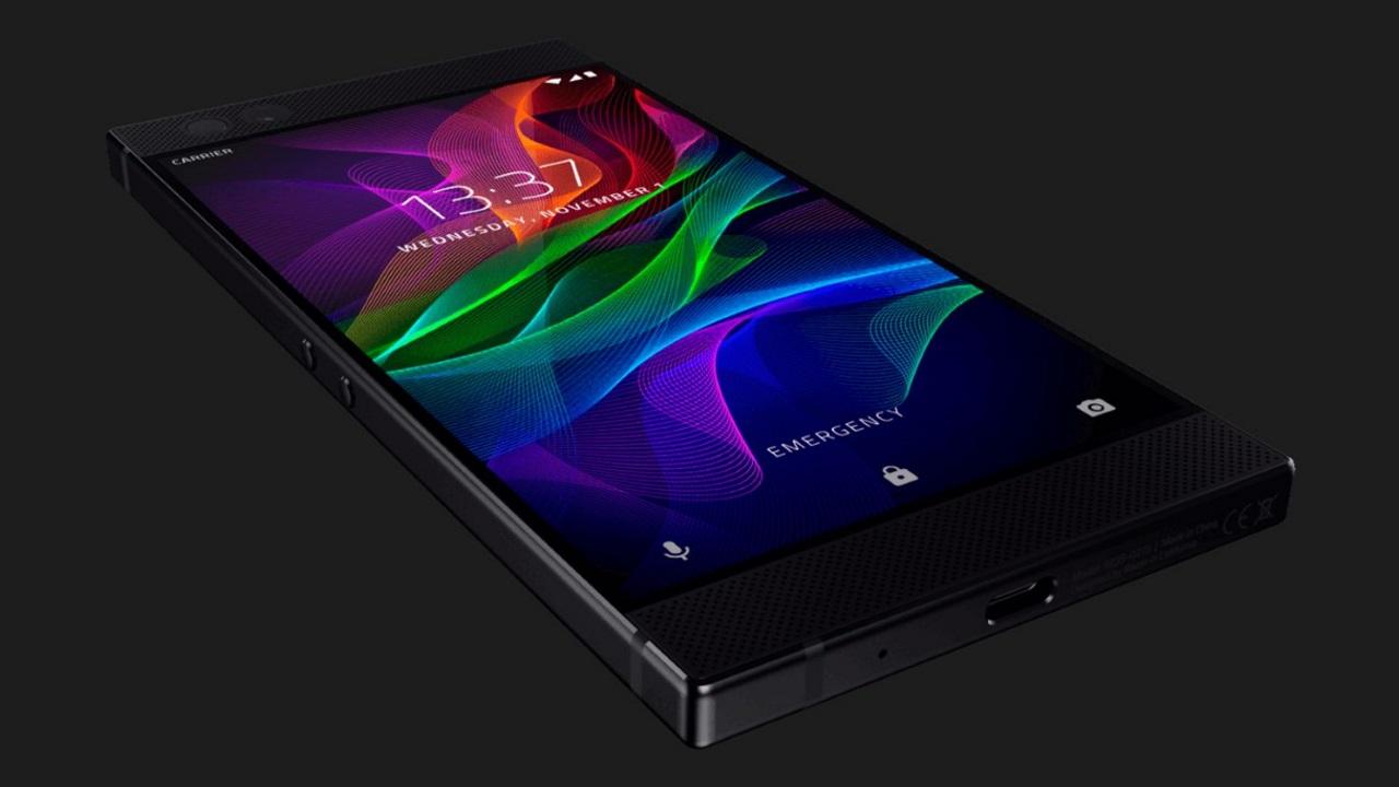 RAZER、ディスプレイとオーディオに特化した「Razer Phone」正式発表