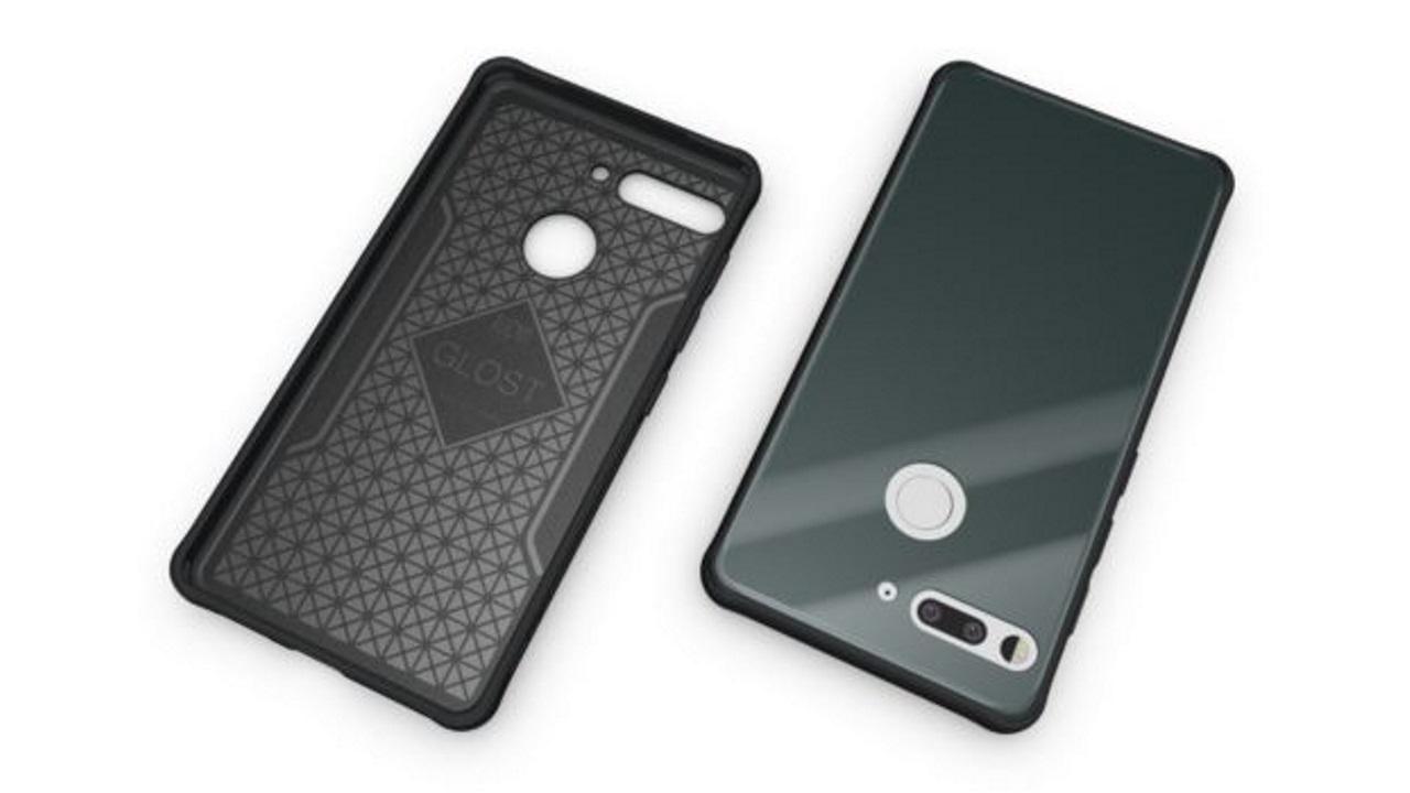 「Essential Phone」用ガラスパネルケース「TUDIA GLOST」が発売