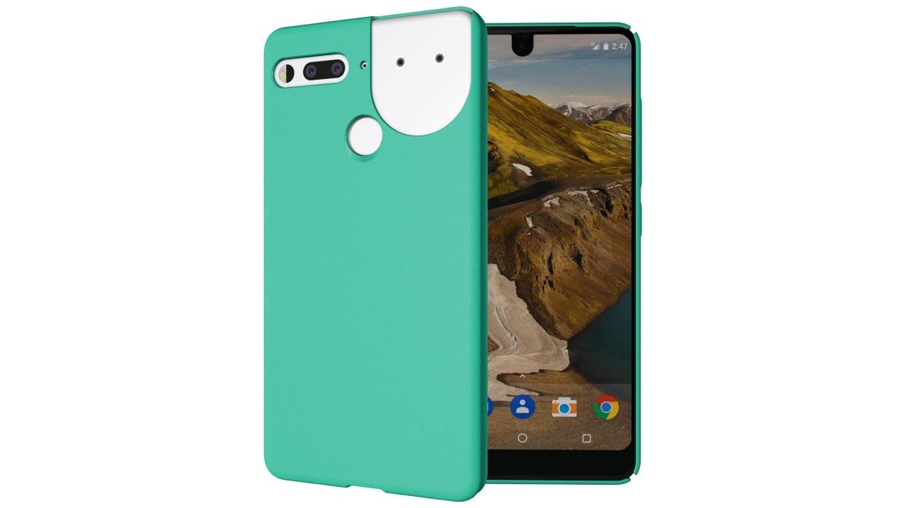国内Amazonに「Essential Phone」用TUDIAケースが登場、プライム対応