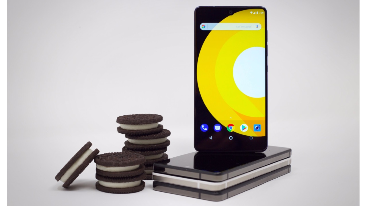 「Essential Phone」のAndroid 8.0 Betaアップデートが開始