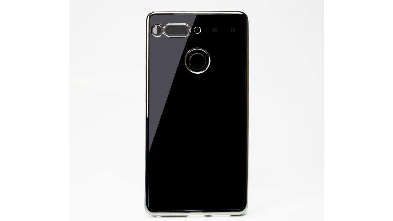 Essential Phone用「Metalico Flex Clear Back Case」を手配してみる【レポート】