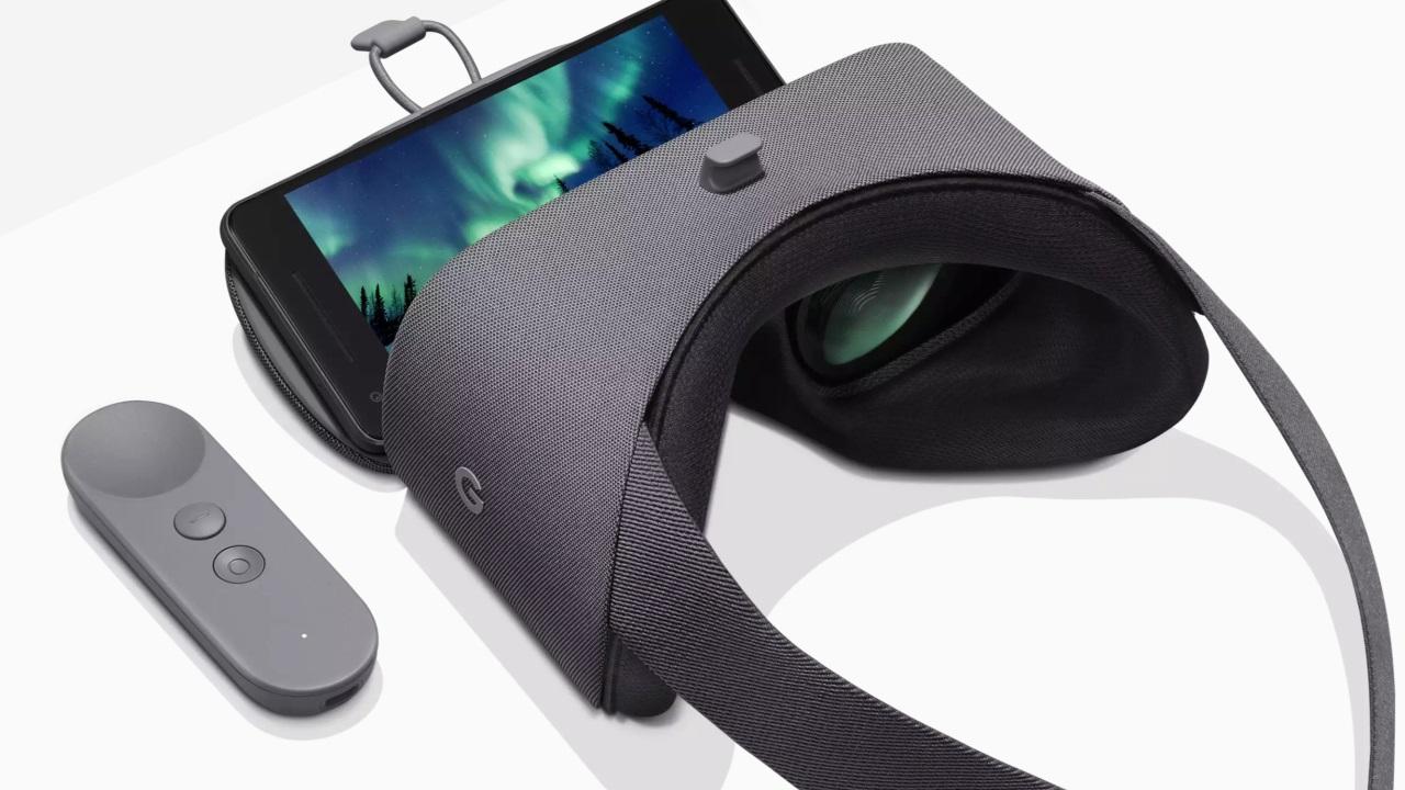 Googleが国内で「Daydream」を提供開始、「Daydream View」も発売
