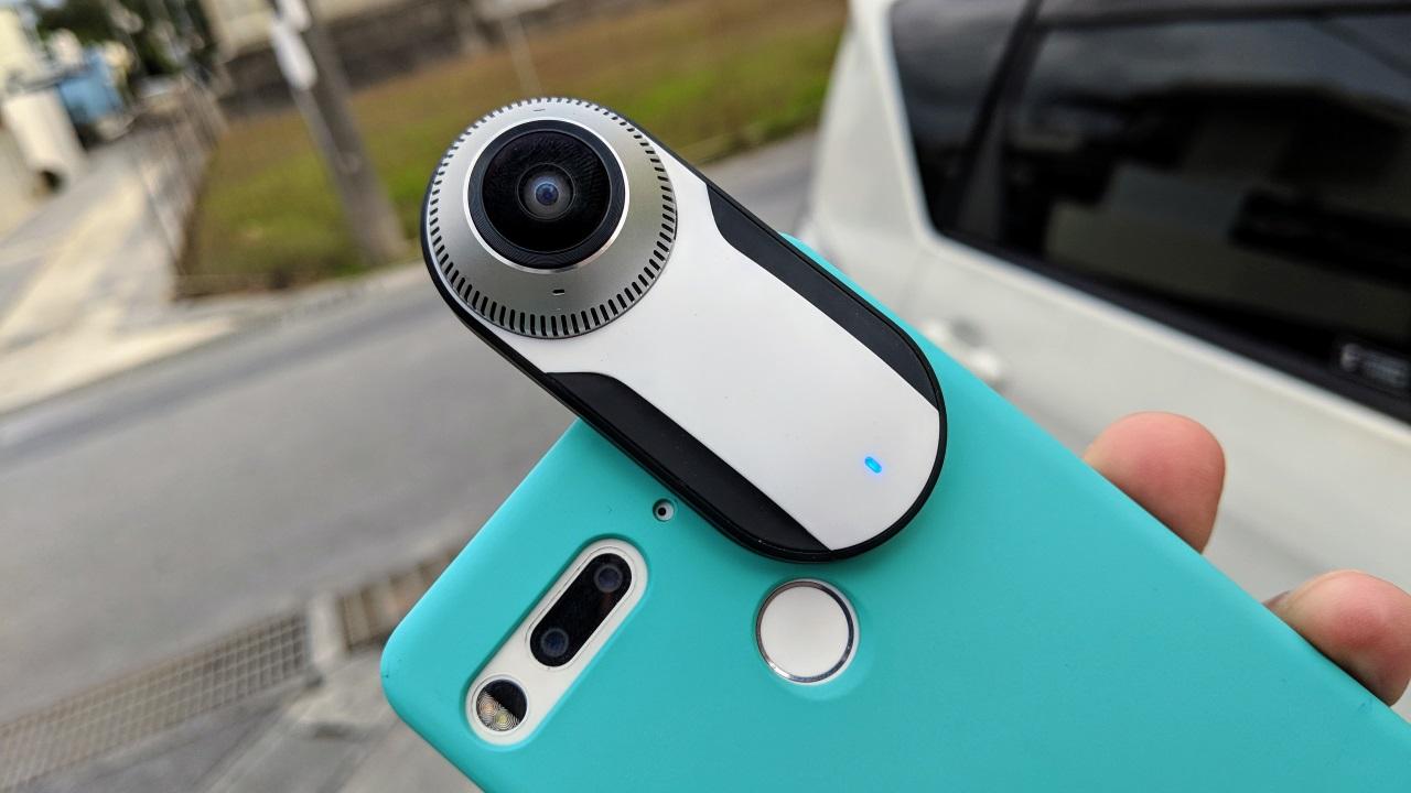 VRモッド「Essential 360 Camera」【レビュー】