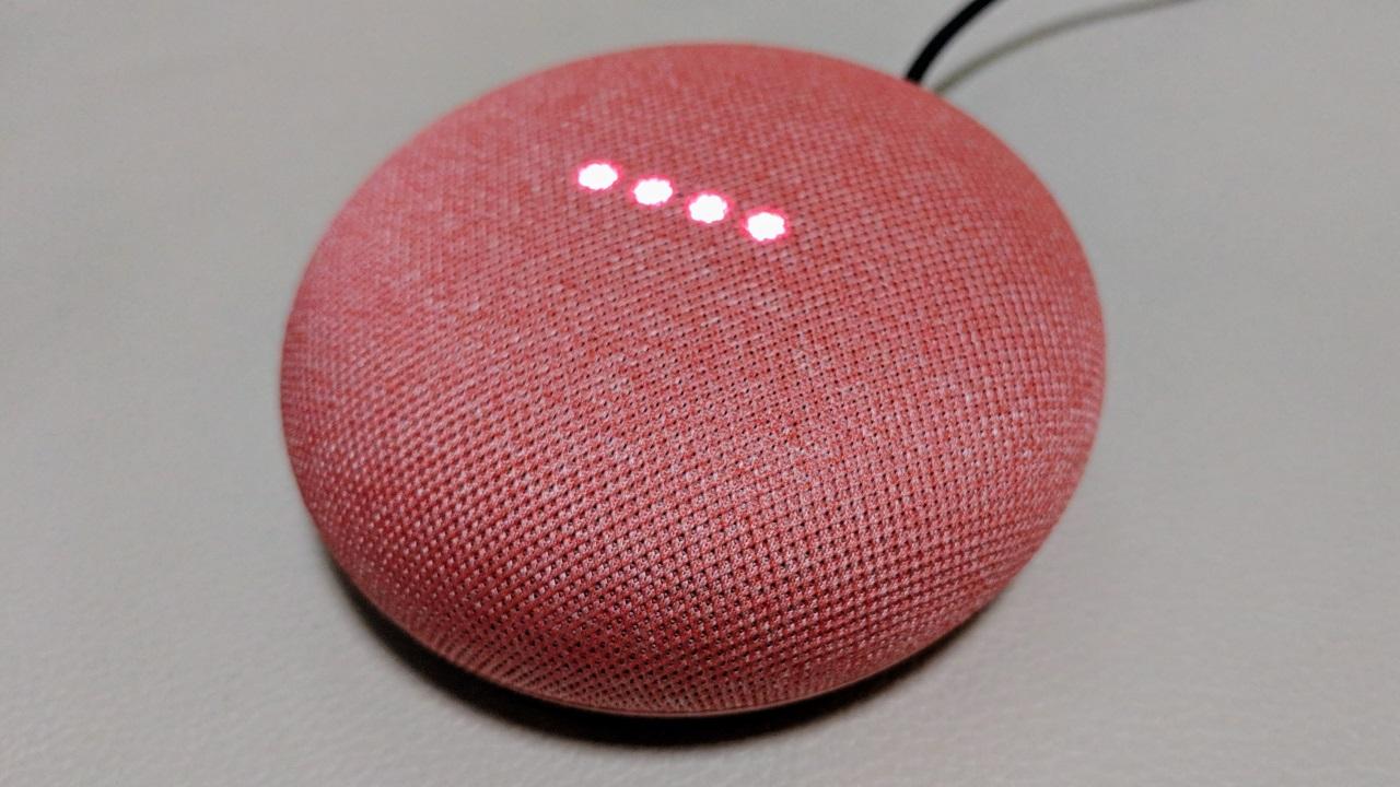「Google Home Mini」はイーサネットアダプタ接続でも利用可能【レポート】