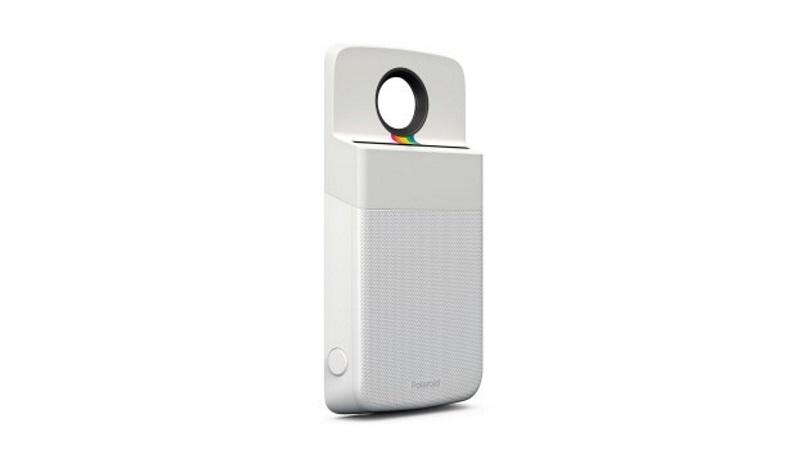 新型Moto Mods「Polaroid インスタシェア・プリンター」12月21日国内発売