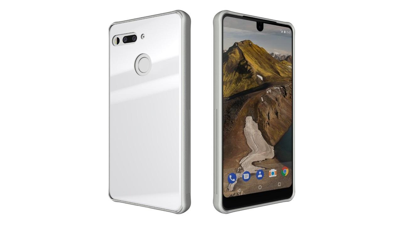 「Essential Phone」用ガラスパネルケース「TUDIA GLOST」がAmazonに登場