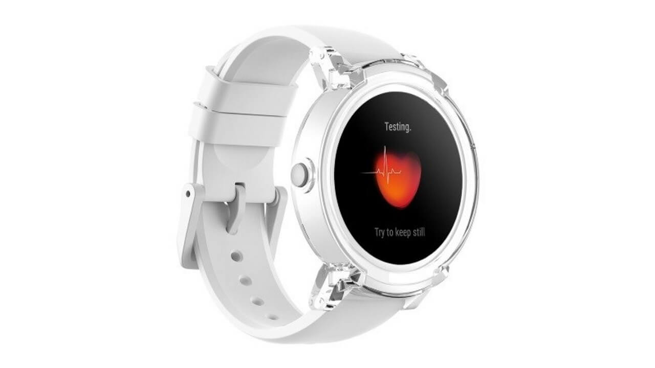GPS内蔵Android Wear 2.0ウォッチ「Ticwatch S/E」、米Amazonから一部直輸入可能