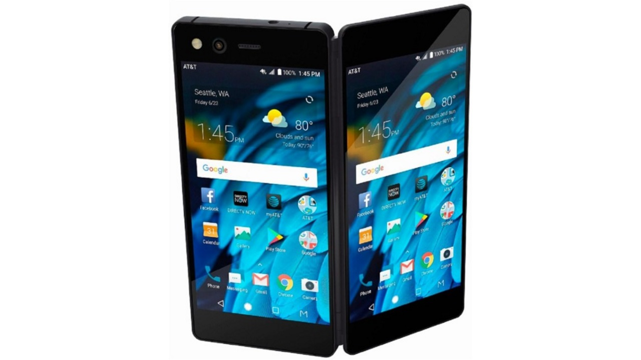 2画面スマートフォン「ZTE Axon M」が米国で発売
