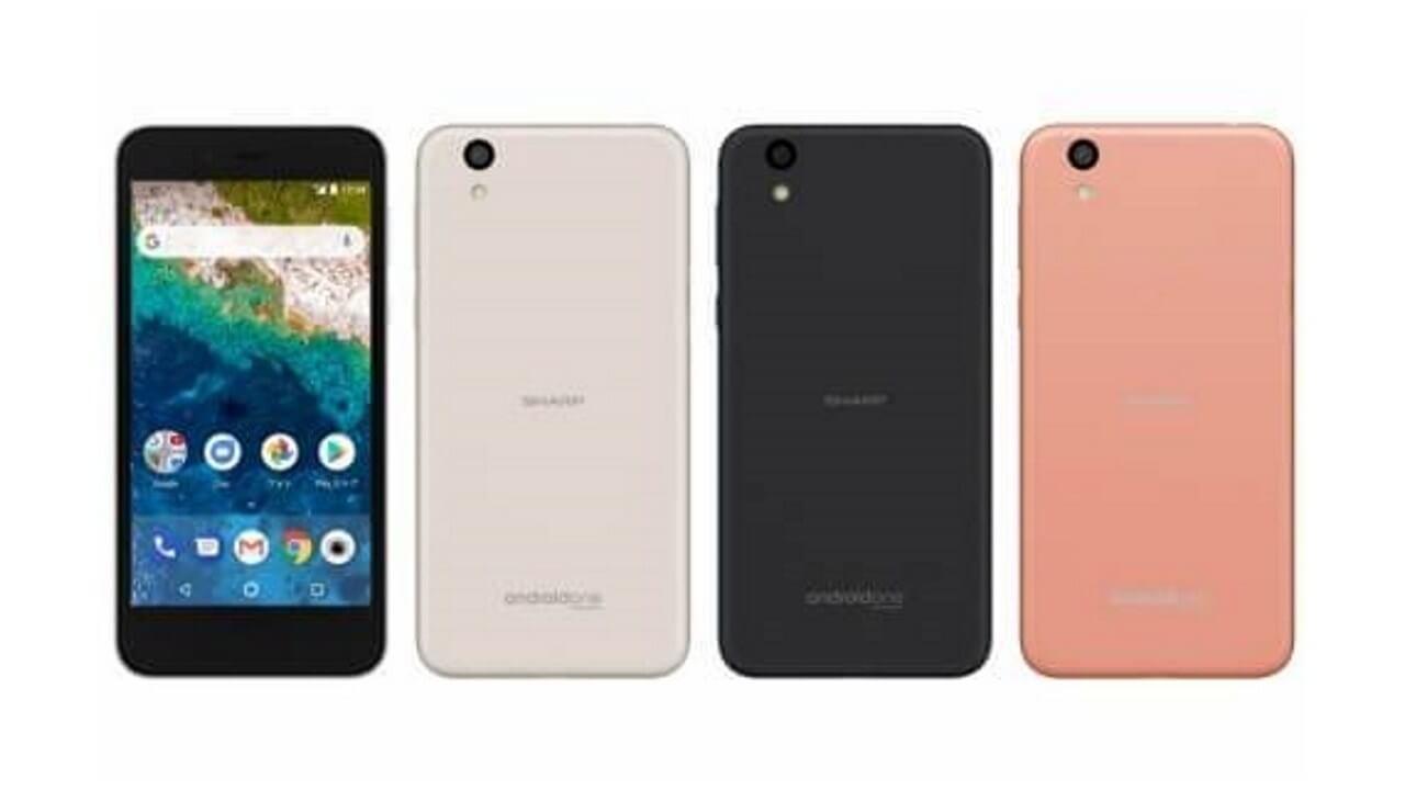 ソフトバンク、シャープ製「Android One S3」を1月26日に発売
