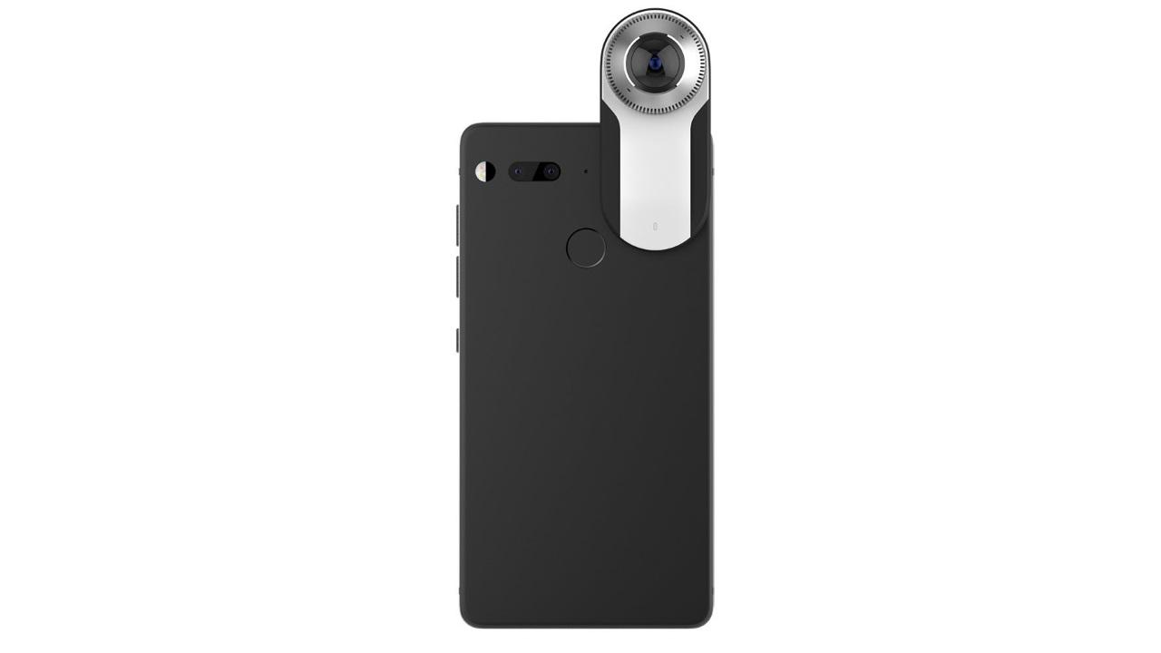 「Essential 360 Camera」が米Amazonで約半額まで値下り