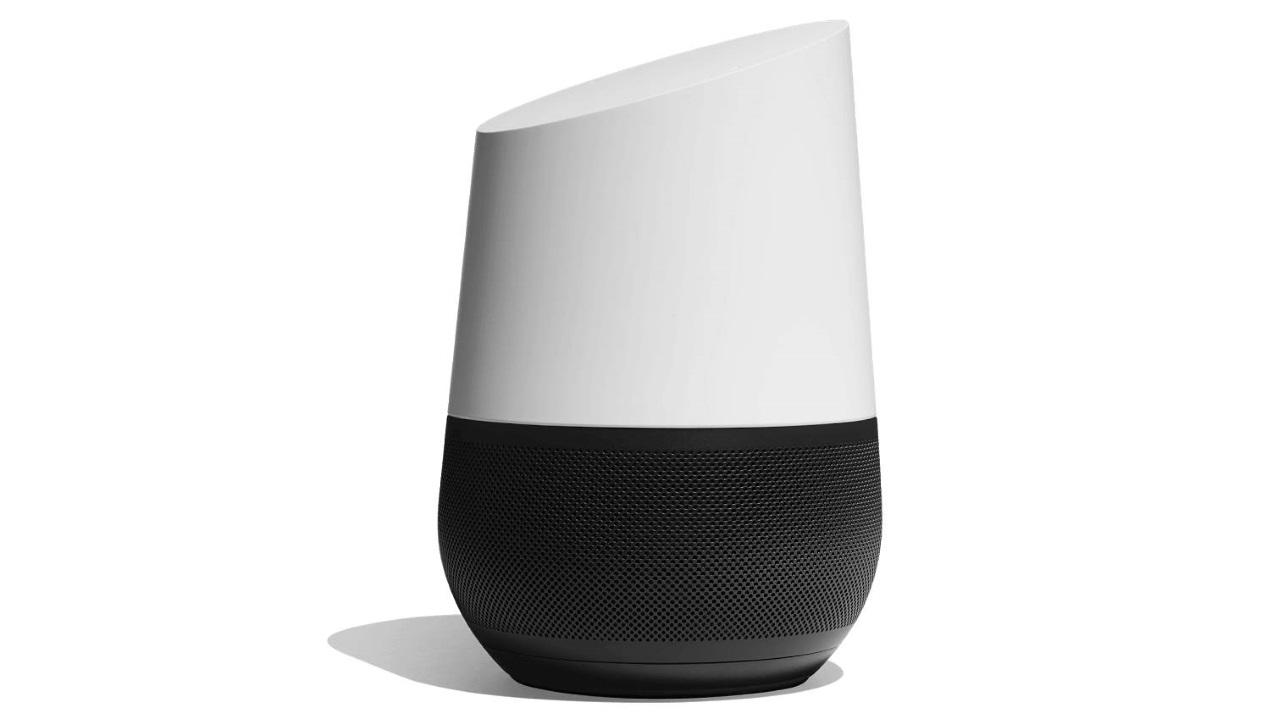 Googleストアに「Google Home のベース」メタル/カーボンが初入荷