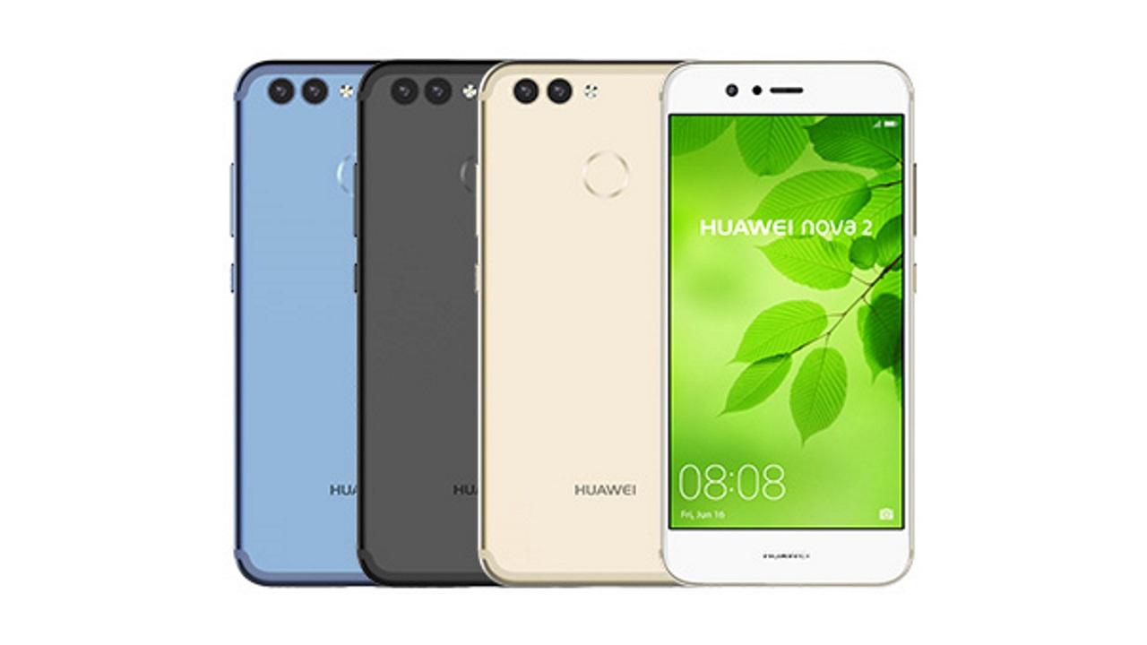 UQ mobileより「Huawei nova 2」が発売