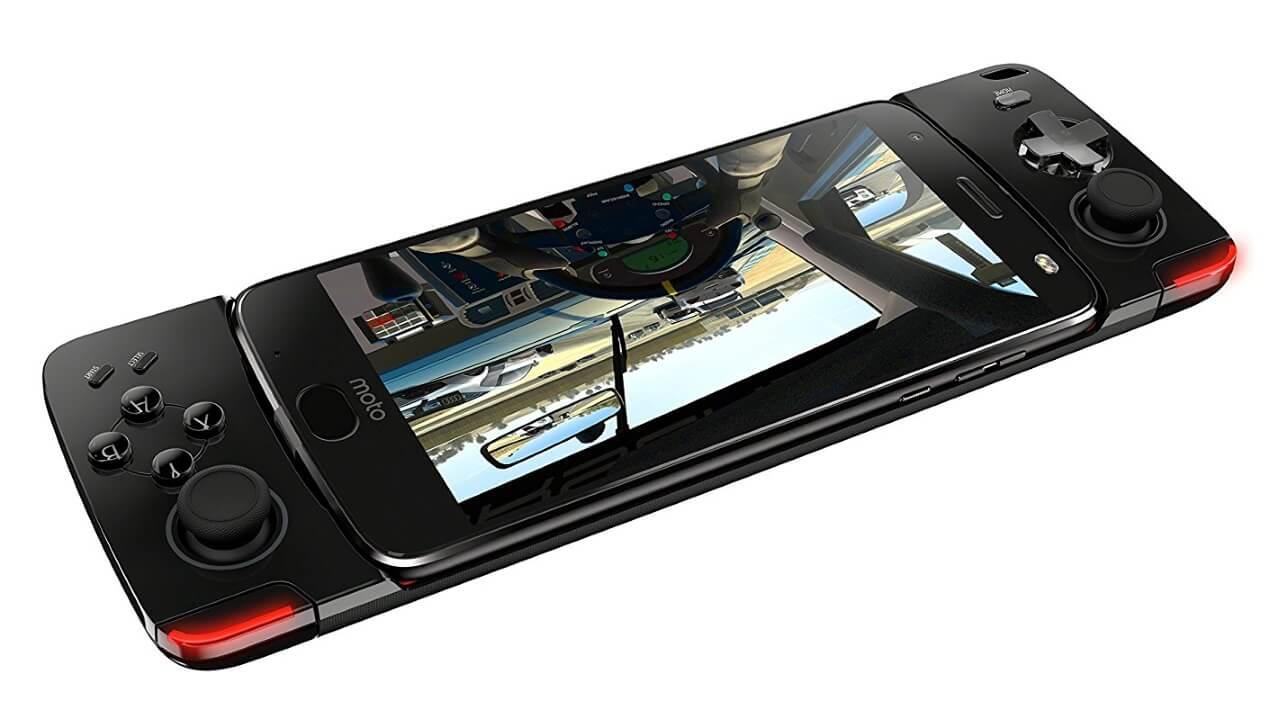 ゲームコントローラーモッド「Moto Gamepad」が米Amazonで$69.98に