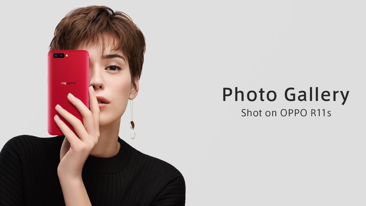 OPPO Japan、「R11s」を2月9日より発売