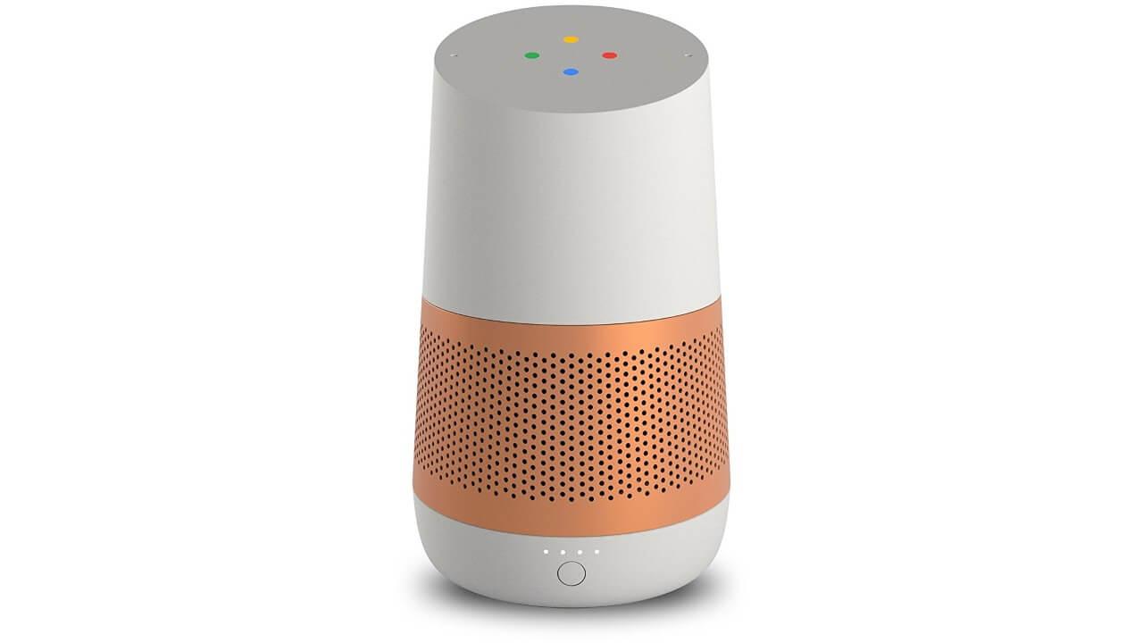 「Google Home」「Echo Dot」用のNinety7製バッテリーユニットが米Amazonから直輸入可能に