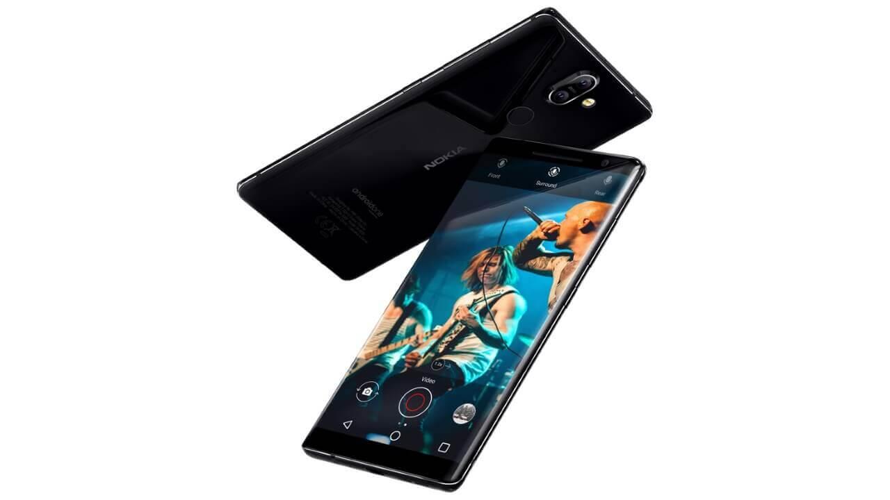 Clove、「Nokia 8 Sirocco」を半額以下に値下げして投売り