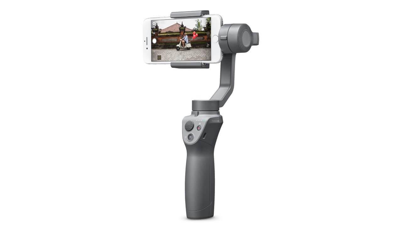 ビックカメラなどで「OSMO MOBILE 2」の先行予約受付中