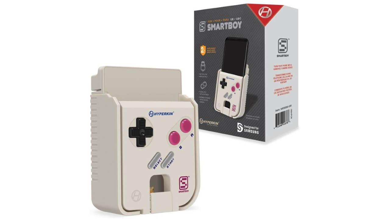 「SmartBoy」、米Amazonでもはや$31.99に