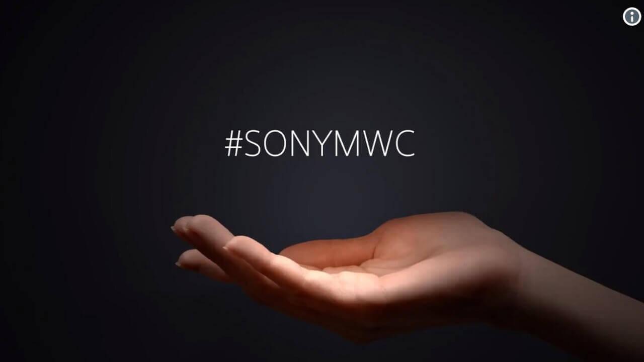 Sony Mobile、MWC 2018に向けたティザー動画を公開