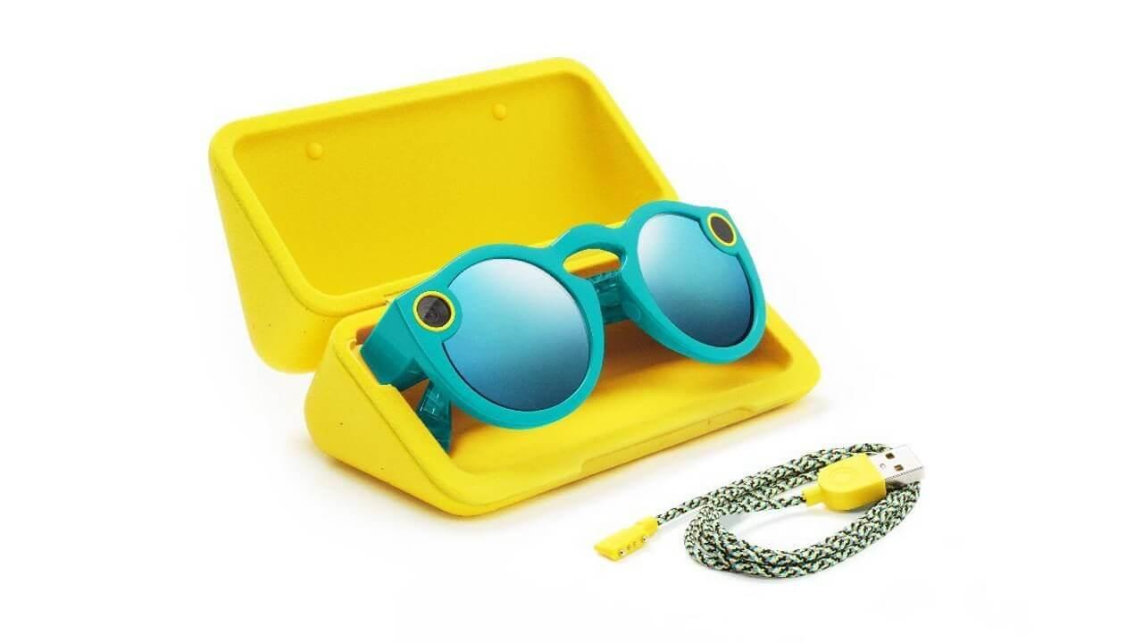 Snapのカメラ付サングラス「Spectacles」が米Amazonから直輸入可能に